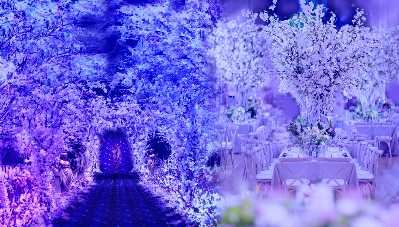 Свадьба в Швейцарии Winter garden 7skyevent